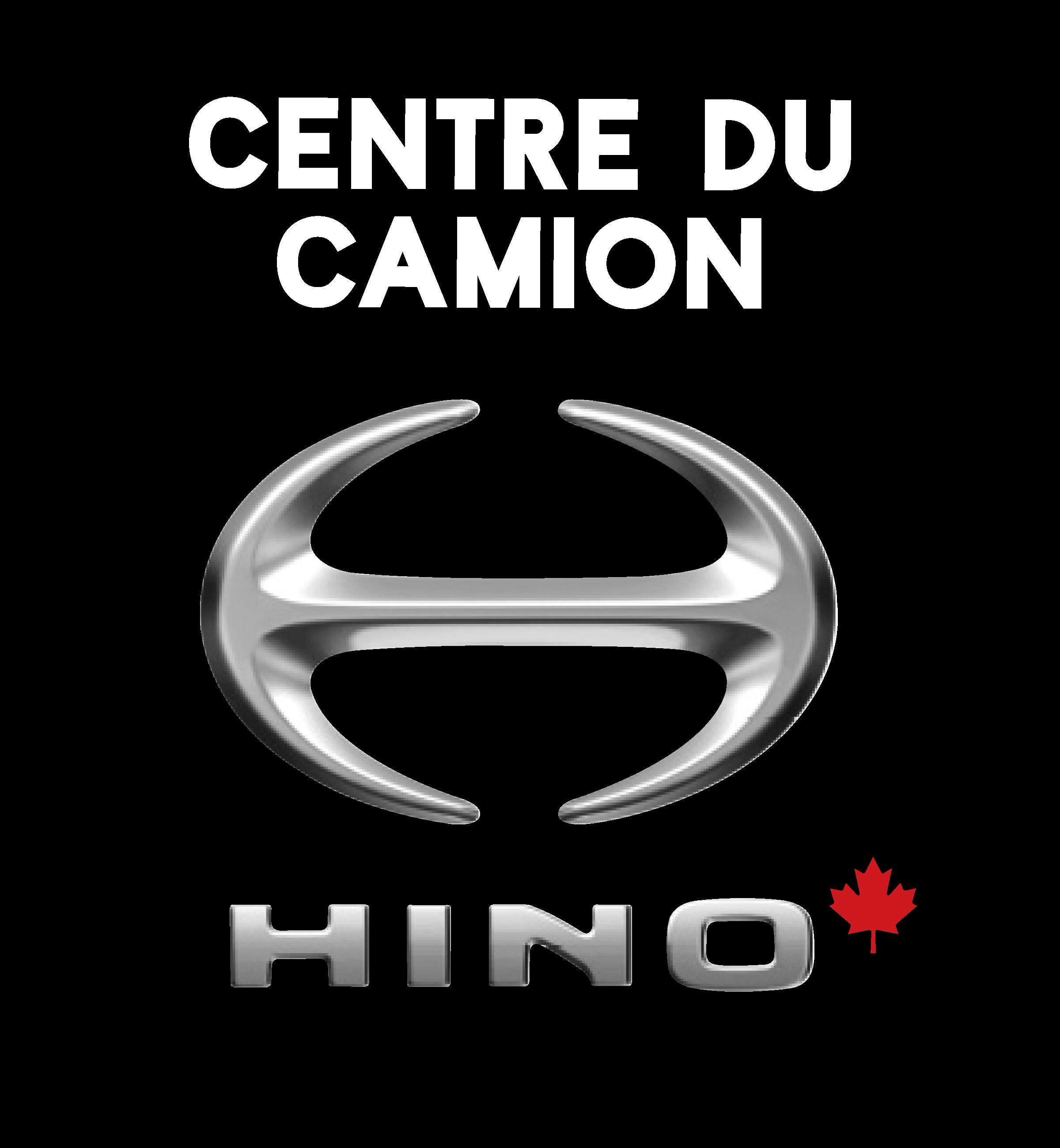 Centre du Camion Hino Logo